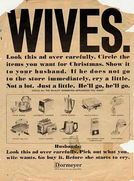 Controversial Marketing in the 50's